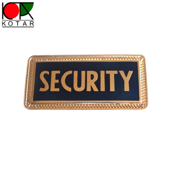 custom high quality copper new enamel lapel pin