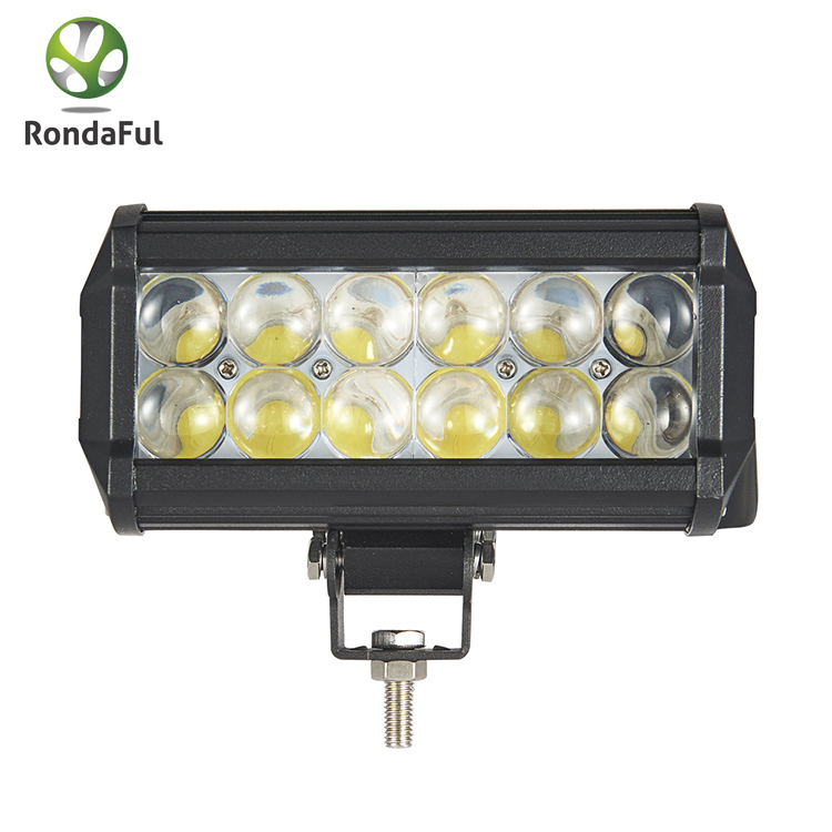 36W 4D spot beam 4WD led car light