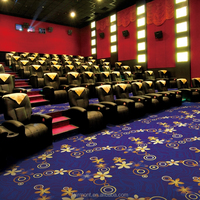 CINEMA CARPET, POLYESTER WOOL BLEND CARPET 01