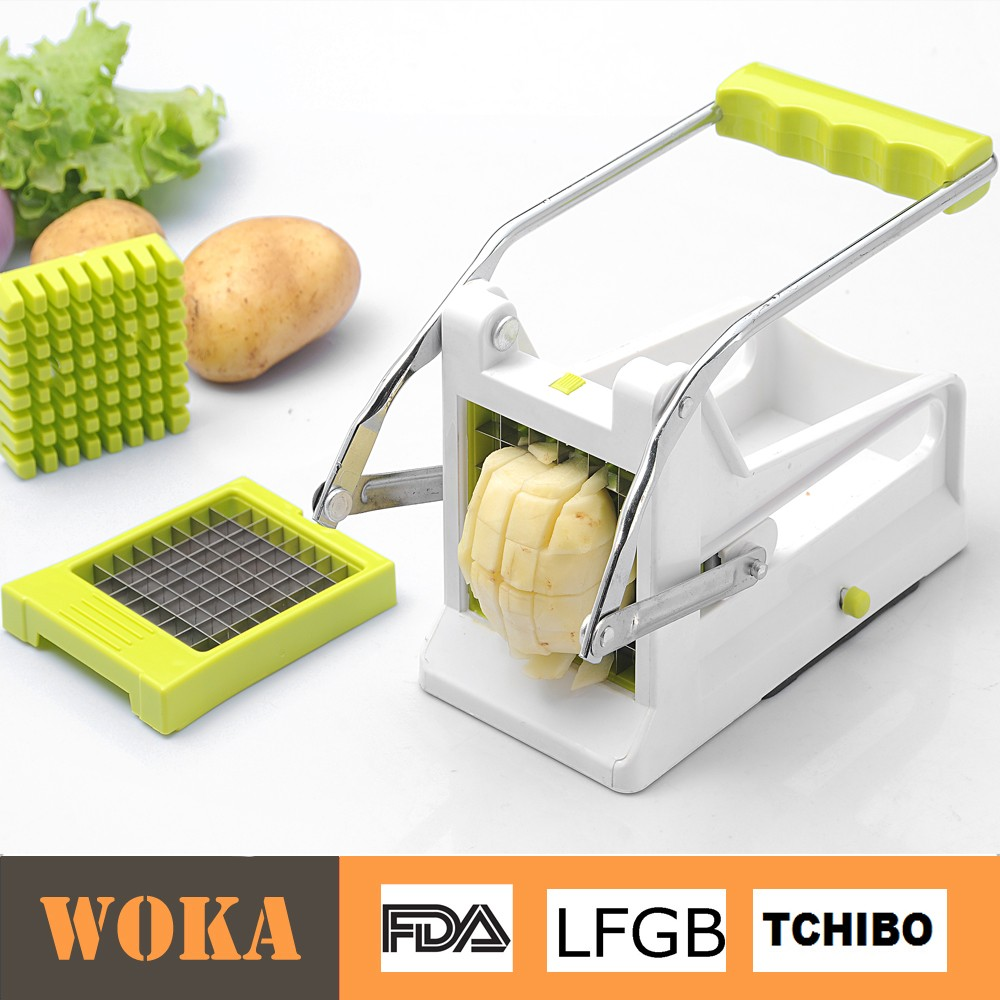 Best selling potato cutter ,slicer, grater, grinder plastic potato chips cutter french fry making machine