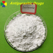 Antiparasitic drugs powder praziquantel cas 55268-74-1