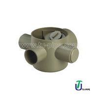 UPVC Gully trap lower type BS