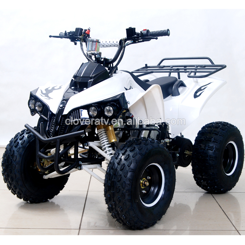 Fully Automatic Mountain Buggy 110CC Used ATV with Chain Drive