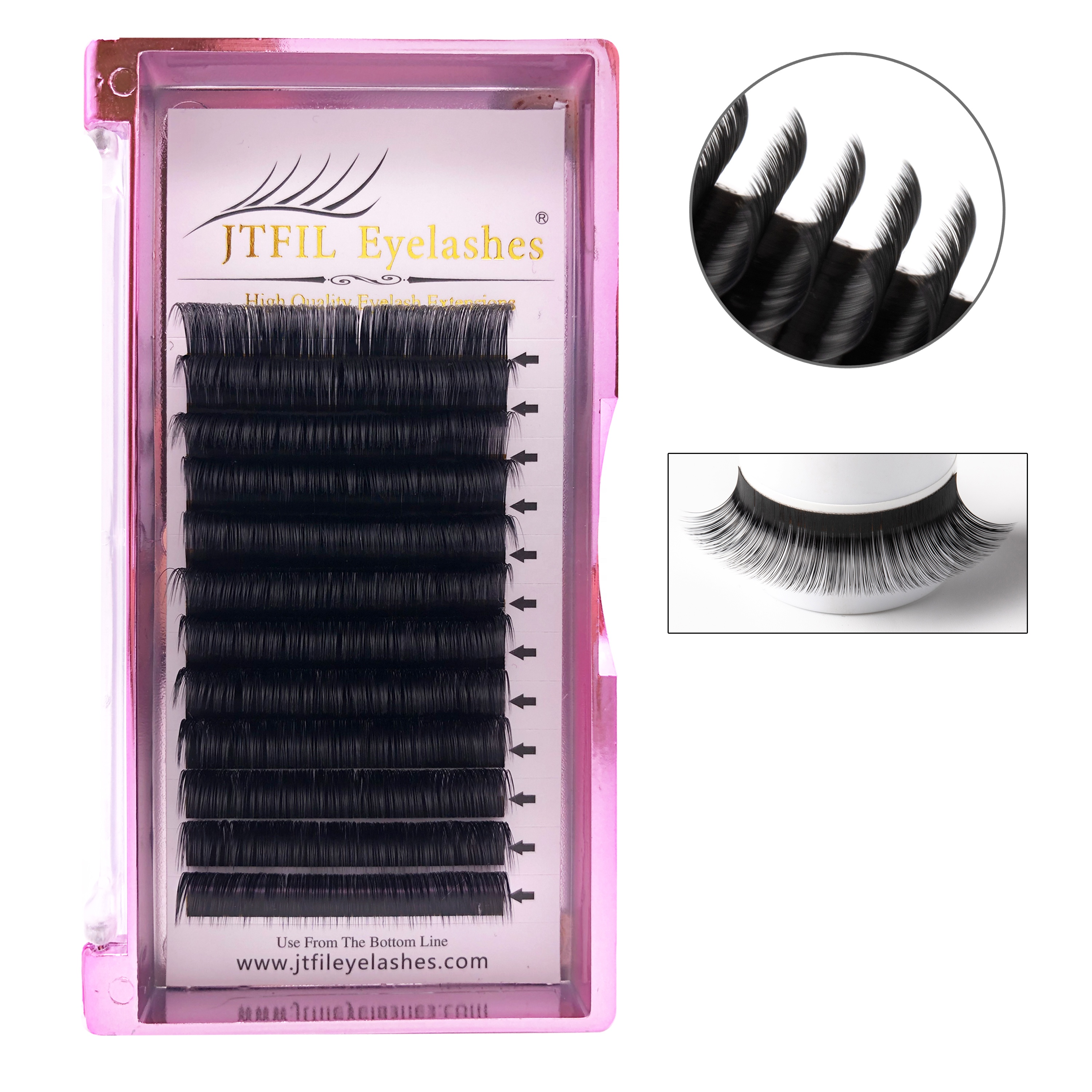 Wholesale Price <strong>J</strong> B C CC D DD L LC LD Curl All Size For Premium Eyelash Extension