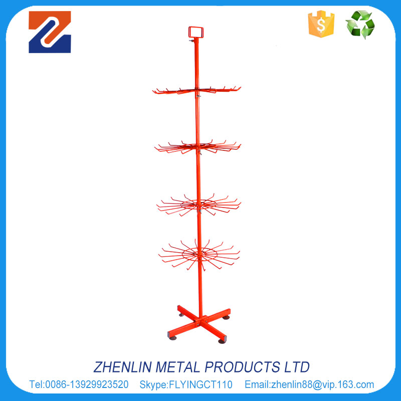 Rotating Wholesale alibaba floor round display <strong>stand</strong> with high quality