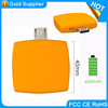 2016 Cheapest One Time User Battery Charger Disposable Power Bank 1000mah For cell phone