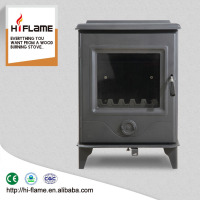 HiFlame Low price steel plate fireplace cheap wood burning stove for sale HF905