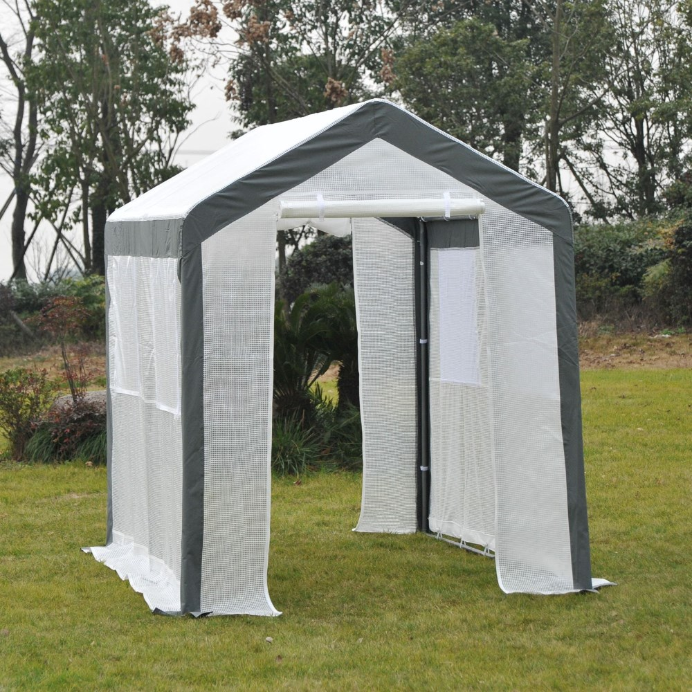 20' x 10' x 7' Portable Garden Flower Greenhouses for Winter