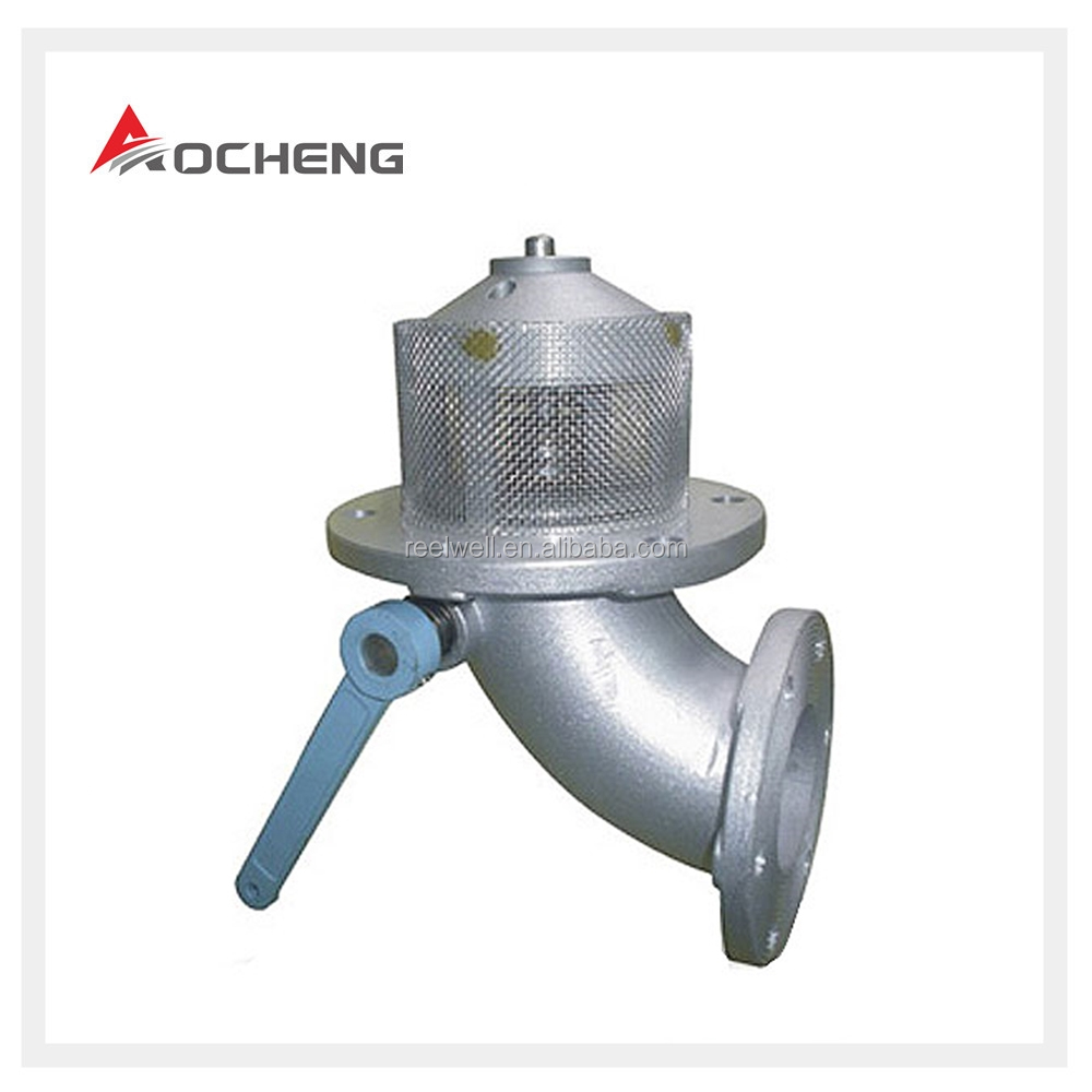 Truck Valve parts Mechanical Bottom Valve