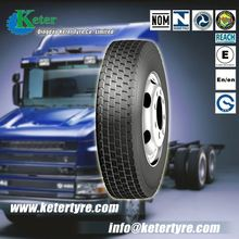 High quality india deep tread, Keter Brand truck tyres with high performance, competitive pricing