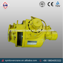 a nylon pulley and dr pulley clutch 500 for construction machine