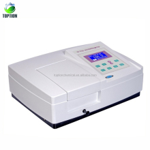 China LCD display Single beam UV-5100B UV/VIS Spectrophotometer with CE Certificated