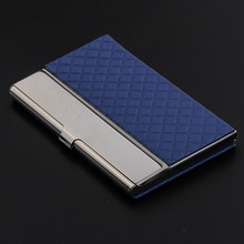 Promotional Metal Plate Card Holder, gift card wallet,Bussiness Card case