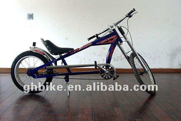 20-24'' hig quality laterst chopper bicycle
