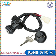 Motorcycle Ignition Key Switch 2 Keys For Polaris ATV Sportsman 500 Sportsman 500 RSE 1999