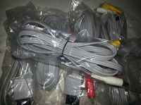 Av Cable For Nintendo Snes N64 Gamecube Tv Game System