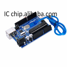 New High Quality UNO R3 AMEGA328P for Arduinos Atmega328 UNO R3 MEGA328 With USB cable