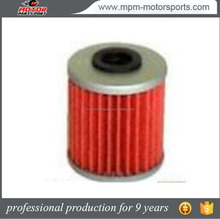 Motorcycle parts spare for Suzuki RM-Z450 oil filter