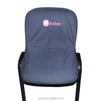 canvas blue car seat cover/chair seat cover/office chair seat cover