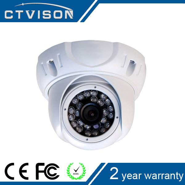 day and night dome ip camera 20m 1080p POE ONVIF IP65 indoor infrared