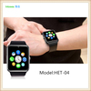 2015 Hot selling bluetooth android smart watch health tracker wrist watches support sim card