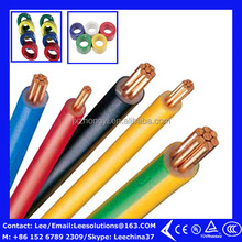 BVV 1.5mm2 electrical house wiring materials
