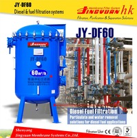 Big flow 40tons/H Biodiesel Machine for Car use bio fuel purification