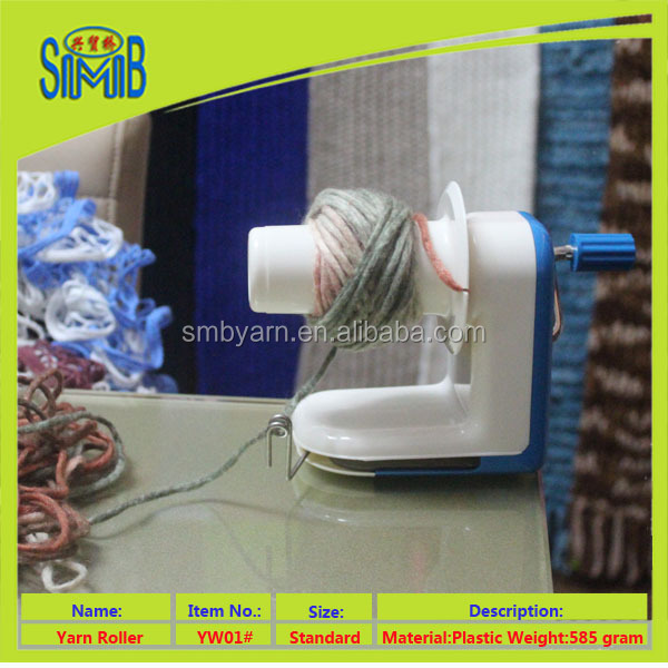 suzhou huicai textile knitting tools factory wholesale large quantity supply used at home craft yarn roller
