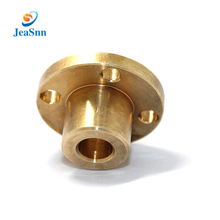 China factory directly high polished brass cnc milling parts