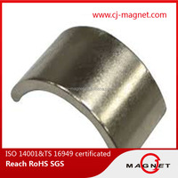 New design strong strength sintered n50 neodymium magnet from chinese manufacturer