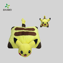 Pokemon style soft plush animals funny appearance pillow