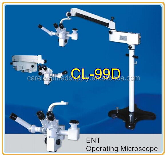 High Technology CE approved Eye / ENT Surgical Operating / Operation Microscope CL-99D