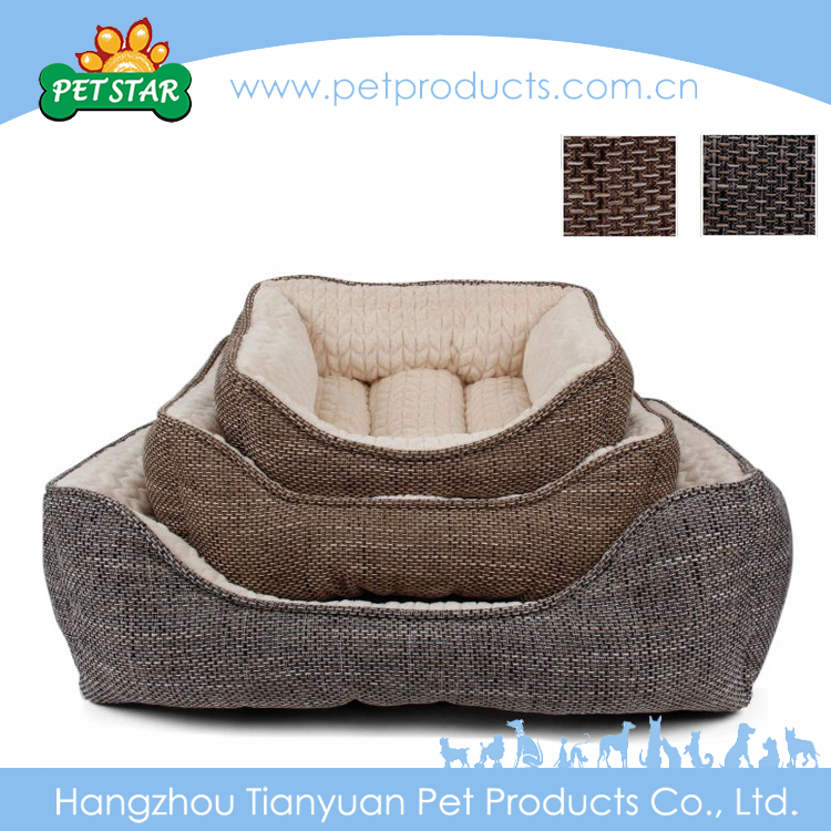 Top Quality Promotion Fluffy Pet Bed