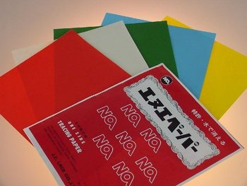 colored carbon paper/tracing paper/transfer paper