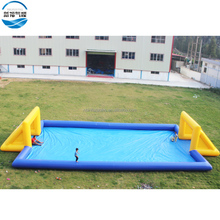 Outdoor inflatable soccer field,Inflatable Soap Soccer Arena,inflatable football pitch