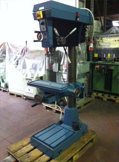 Vertical Drill SUPERCONDOR TC 40