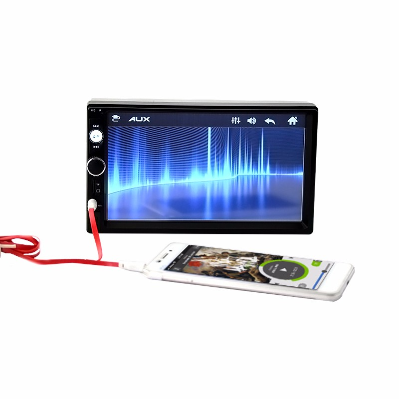 Car autoradio double 2Din radio recorder 2din audio player radio for car