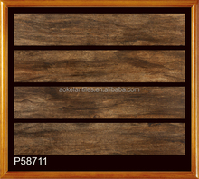 floor tiles, wooden floor, 3d tiles, 15x80cm, No:P58711