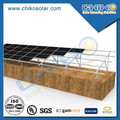 Ground Solar Aluminium Frame with Pile