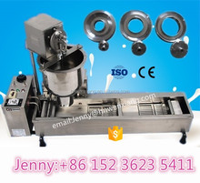 small products manufacturing automatic donut making machines / machine to make donut
