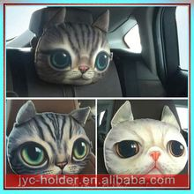 Neck pillow case headrest H0Tvq headrest cushion pillow