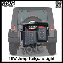 07-15 US Jeep Wrangler JK LED Brake Tail Lights Rear Signal Reverse Lamps/jeep wrangler for sale