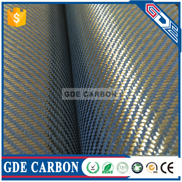 GDE radiation resistance high waterproof carbon fiber cloth for construction