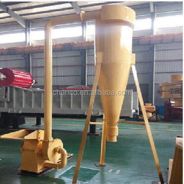 Super quality top sell wood pellet making machine line