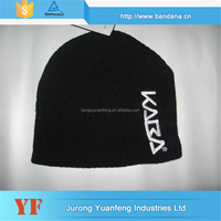 Wholesale Products 100% acrylic winter promotional knitted hat
