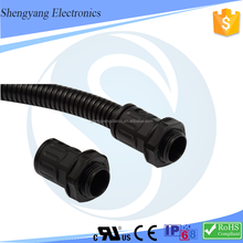 Low Price SY Plastic Hdpe Double Wall Corrugated Pipe Specification Of Flexible Waterproof Conduit Connector