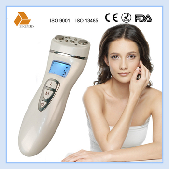facial lift radio frequency vibration machine