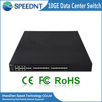 Full gigabit and management 10G fiber optic ethernet switches/networking device