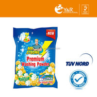 Super clean power laundry powder formula