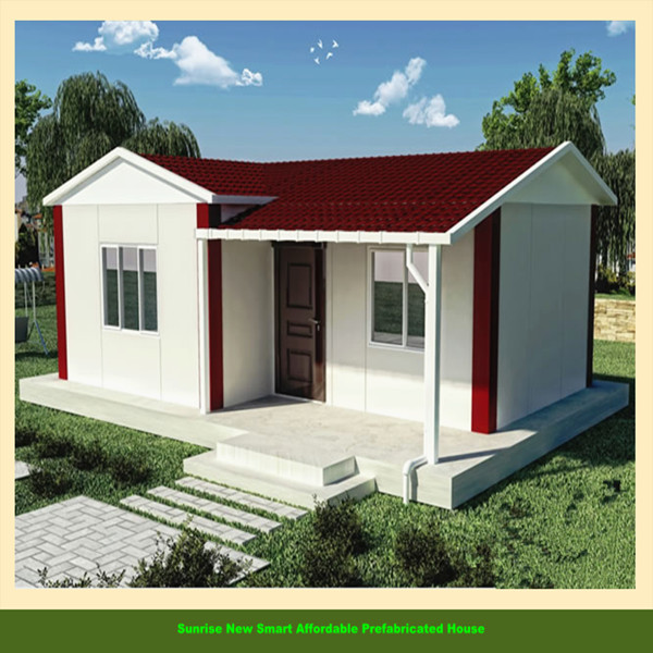 easy install and low cost house design in nepal prefab house